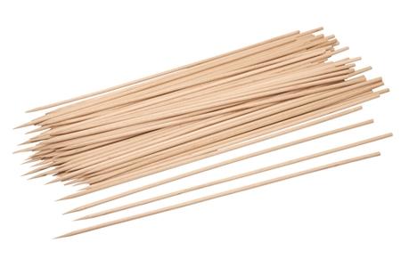 Brochette en bois 25 cm (x 100)