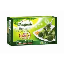 Brocolis précuit vapeur, Bonduelle surgelé (280 g)