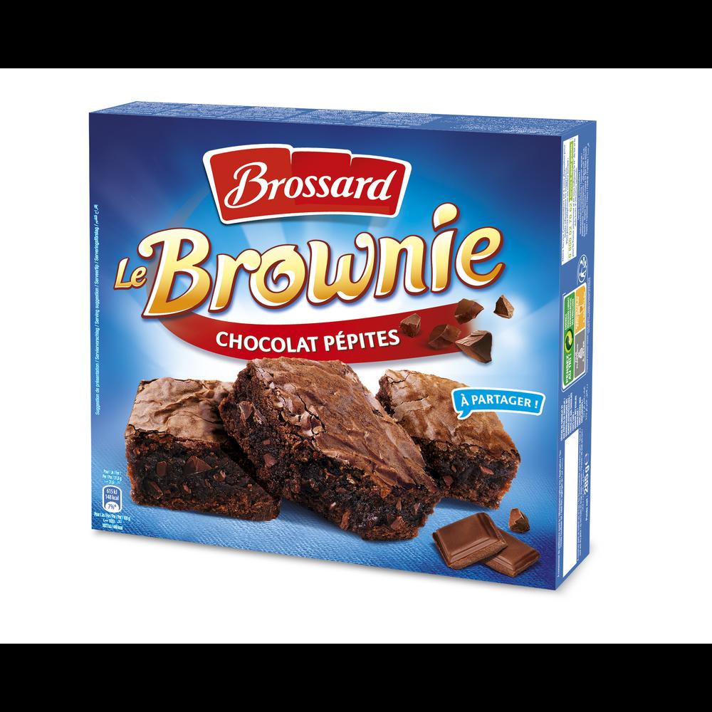 Brownies aux pépites de chocolat, Brossard (285 g)