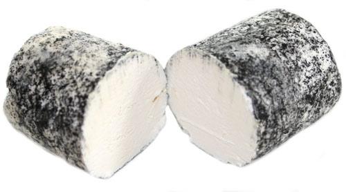 Bûchette de chèvre cendrée (environ 150 g)