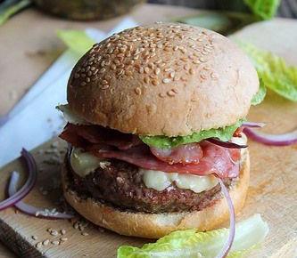 Kit 2 burgers Lonzo, Ossau, Noix (pour 2)