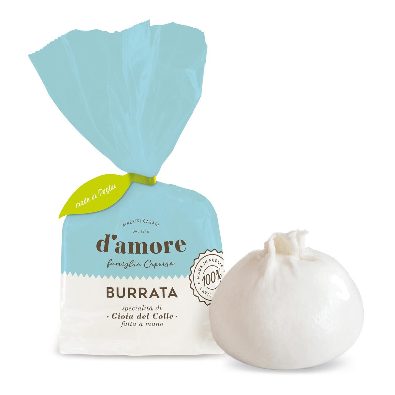 Burratina D'Amore, Gioiella (125 g)