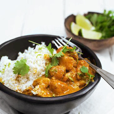 Butter chicken (plat)