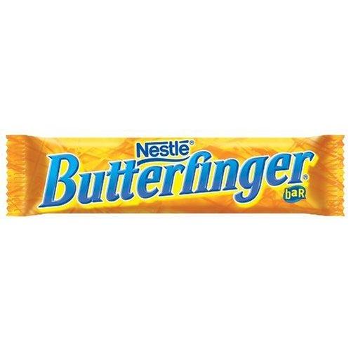 Barres chocolatées Butterfinger (59,5 g)