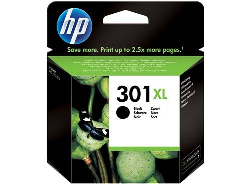 Cartouche HP 301XL noir grande capacité