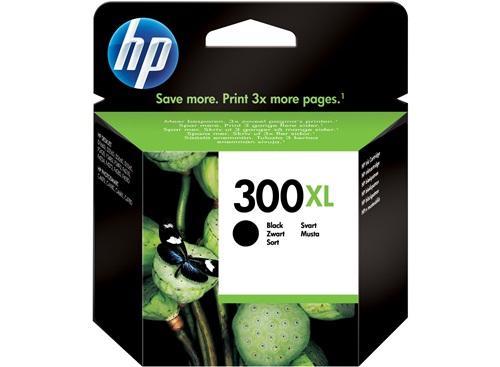 Cartouche HP 300XL encre noir grande capacité