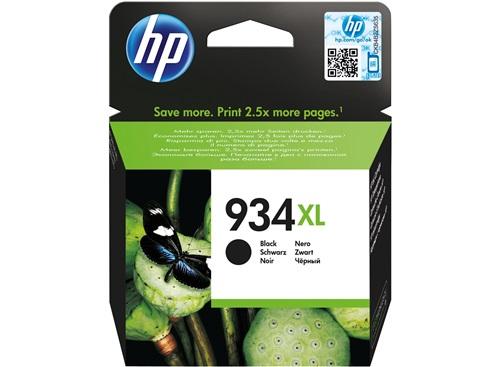 Cartouche HP 934XL noire grande capacité
