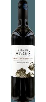 Villa des Anges Cabernet Sauvignon rouge - 2018 - IGP Pays d'Oc (75 cl)