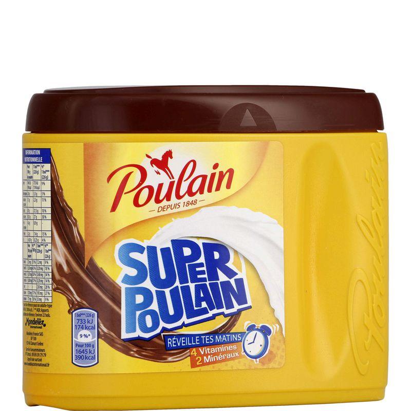 Cacao Super Poulain (450 g)