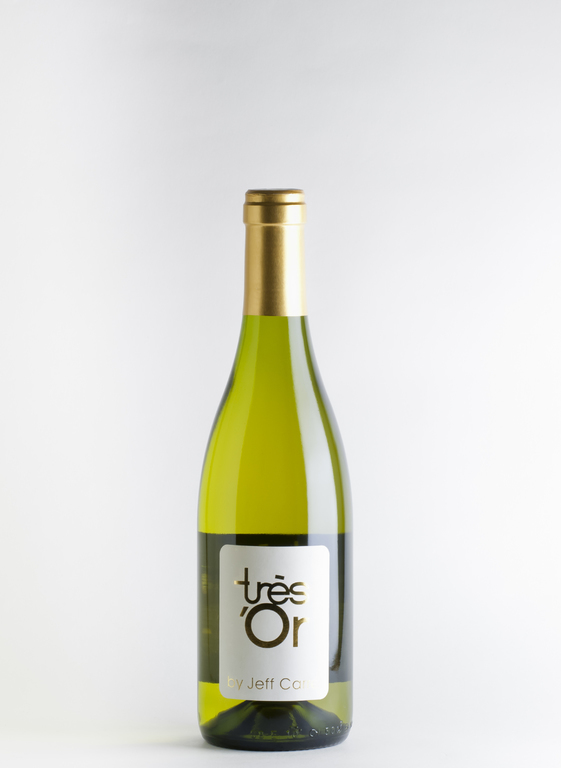 Très'or blanc 2014 AOP, Jeff Carrel (50 cl)