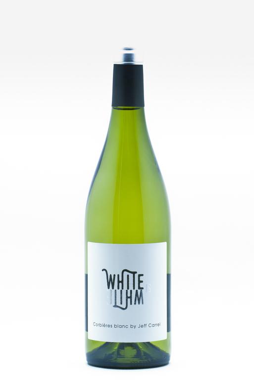 White is White blanc 2015 AOP