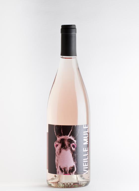 Vieille Mule rosé 2015 IGP