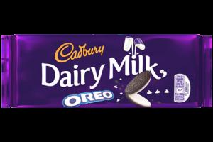 Dairy Milk Oreo, Cadbury (185 g)