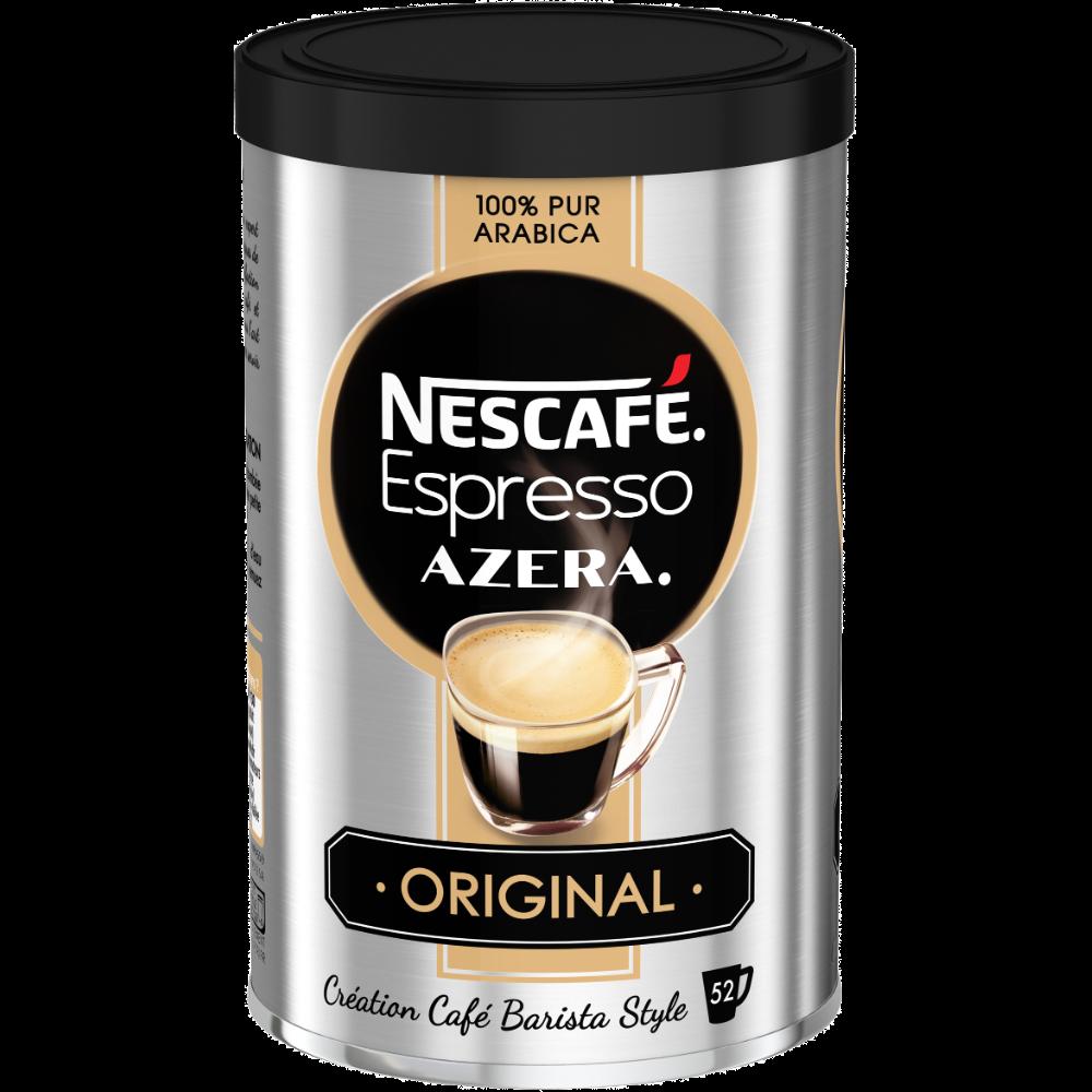 Café soluble Espresso Azera, Nescafé (95 g)