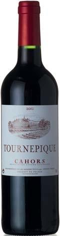 Cahors AOC Tournepique (75 cl)
