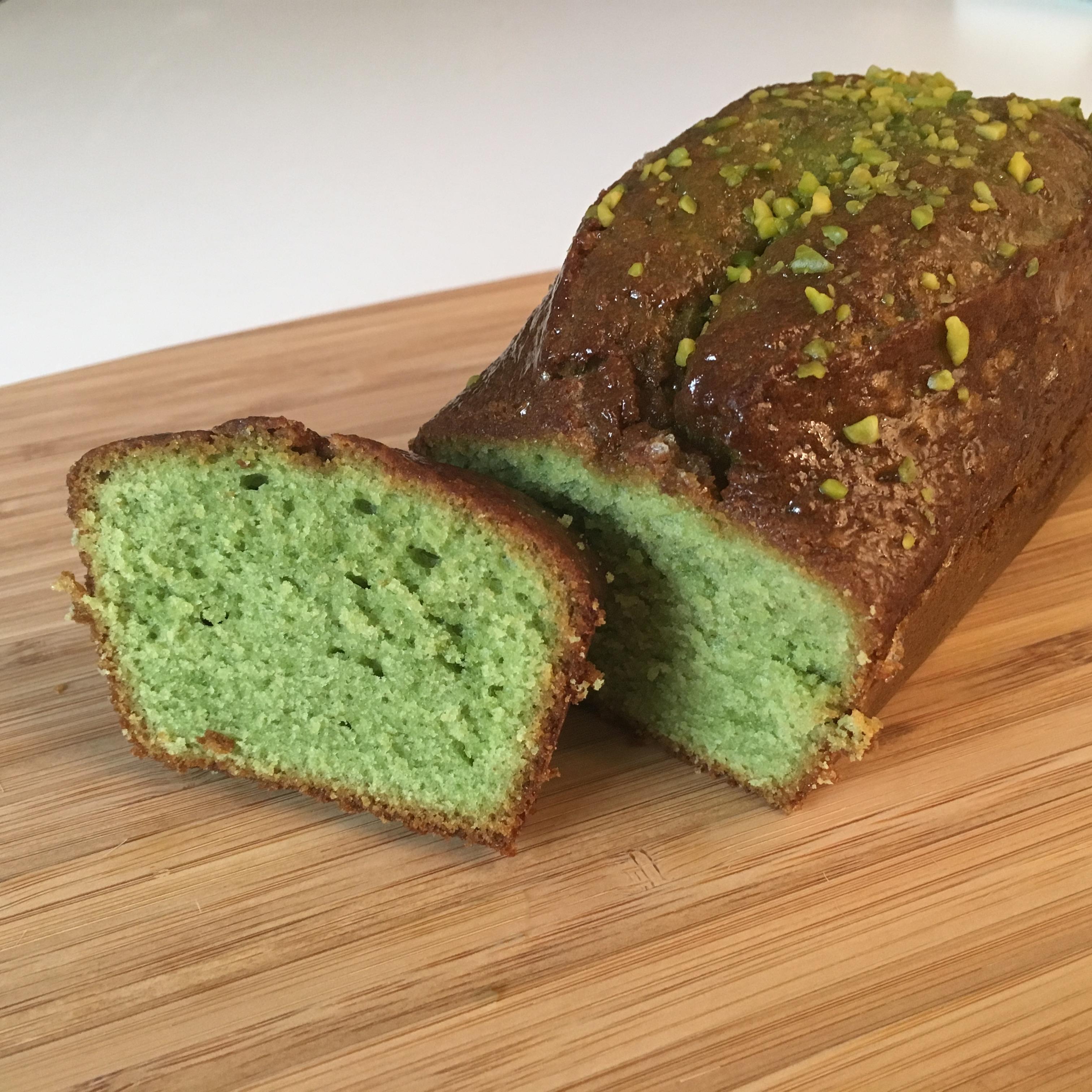Cake à la pistache artisanal (500 g)