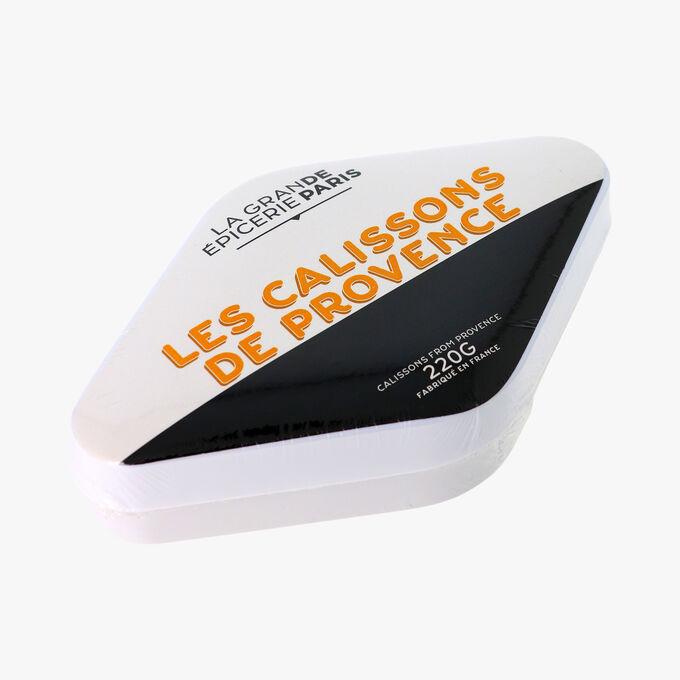 Calissons de Provence boîte losange, La Grande Epicerie de Paris (220 g)
