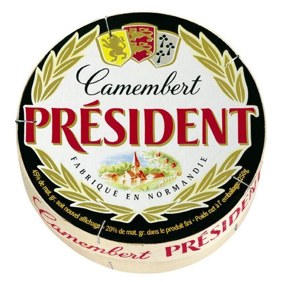 Camembert, Président (250 g)