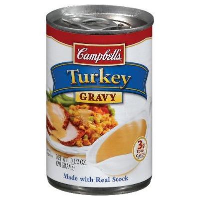 Sauce Turkey Gravy, Campbell's (298 g)