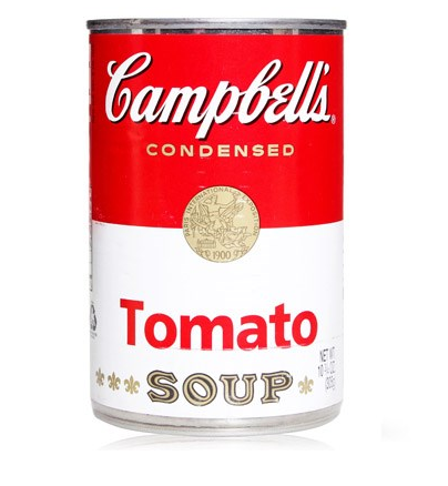 Tomato Soup, Campbell's (320 ml)