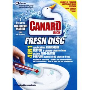 Canard fresh disc marine + applicateur