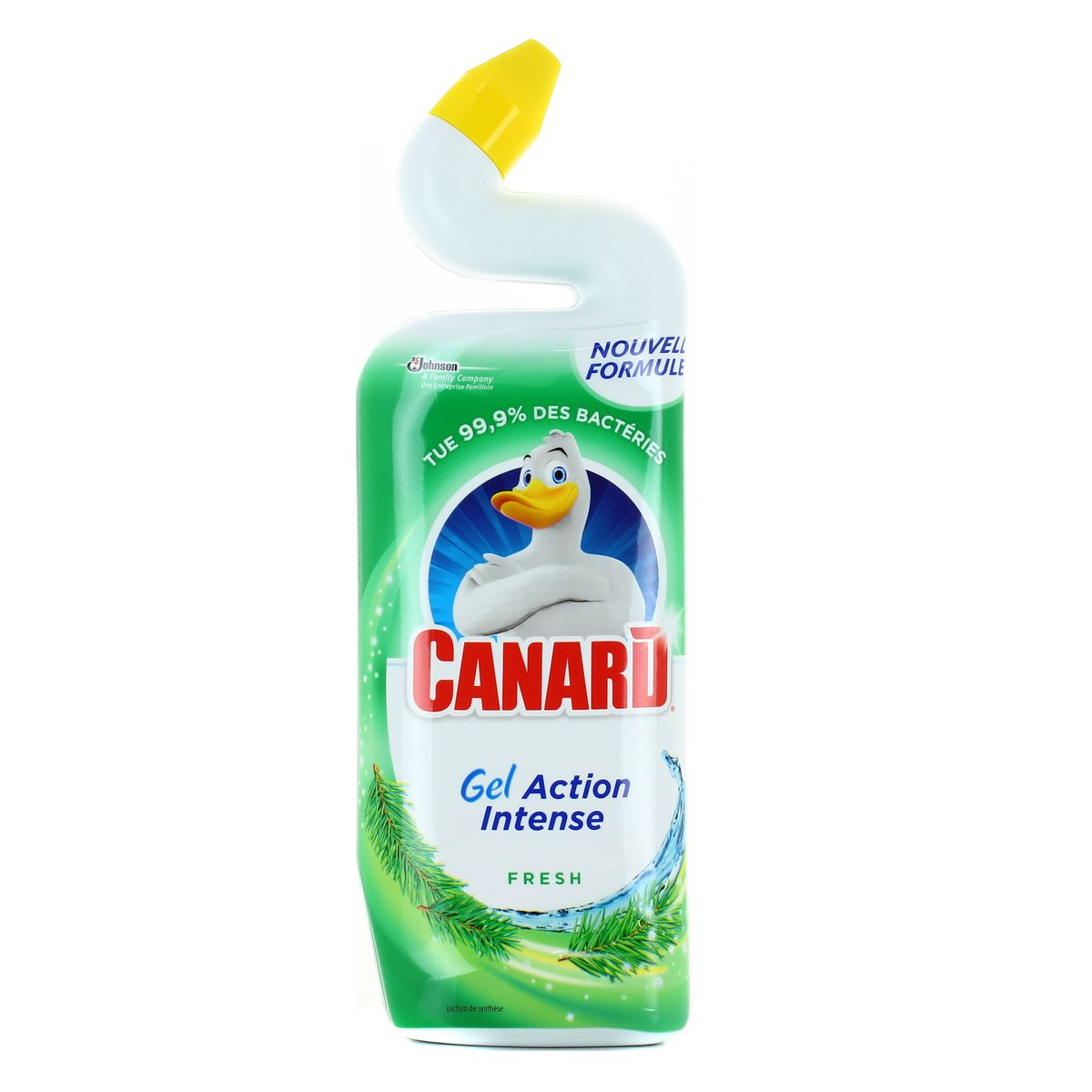 Gel WC Action Intense Fresh, Canard (750 ml)