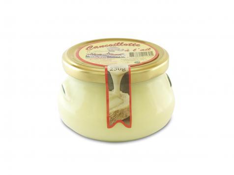 Cancoillotte à l'ail, Beillevaire (verrine de 250 g)