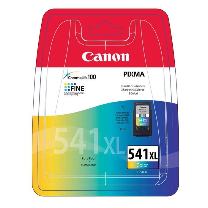 Cartouche Canon CL541 XL  Couleur