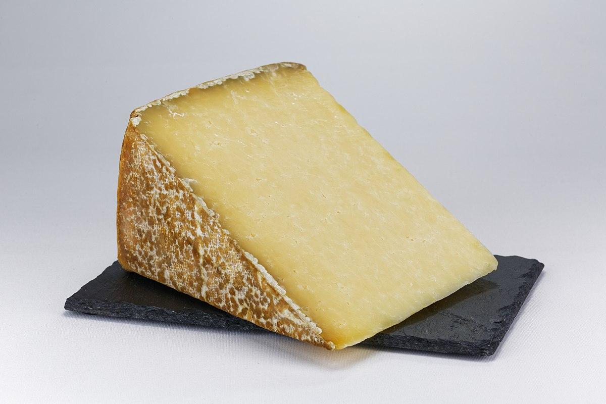 Cantal AOP Entre-deux au lait cru, 30% MG/PF BIO (200 g)