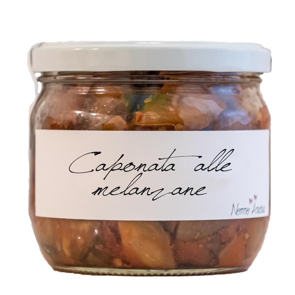 Caponata aux aubergines, Nonno Andrea (300 g)