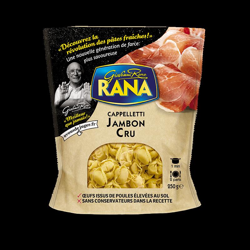 Cappelletti jambon cru, Giovanni Rana (250 g)
