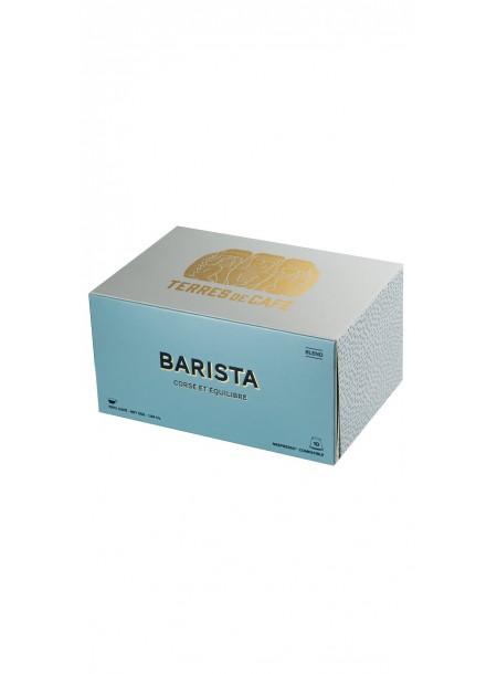 Café capsule Barista, Terres de café (x 10)