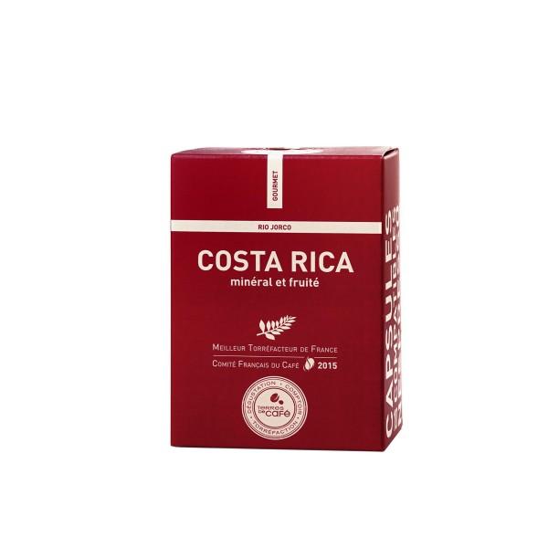 Café capsule Costa Rica - Terres de café (x 10)