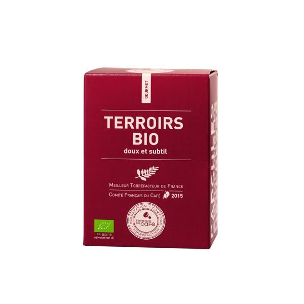 Café capsule Terroirs Bio  - Terres de café (x 10)