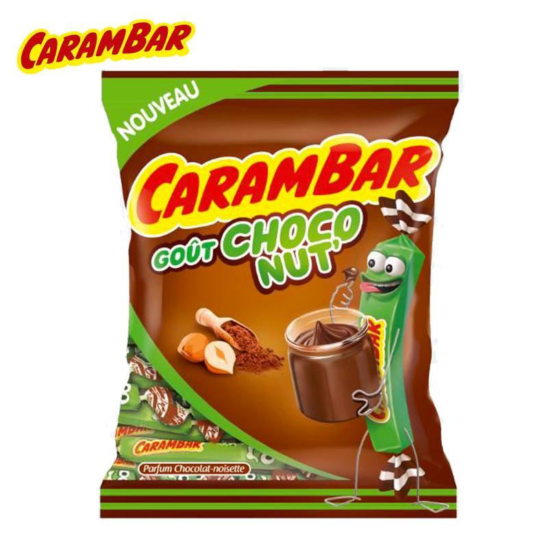 Carambar goût choco nuts (110 g)