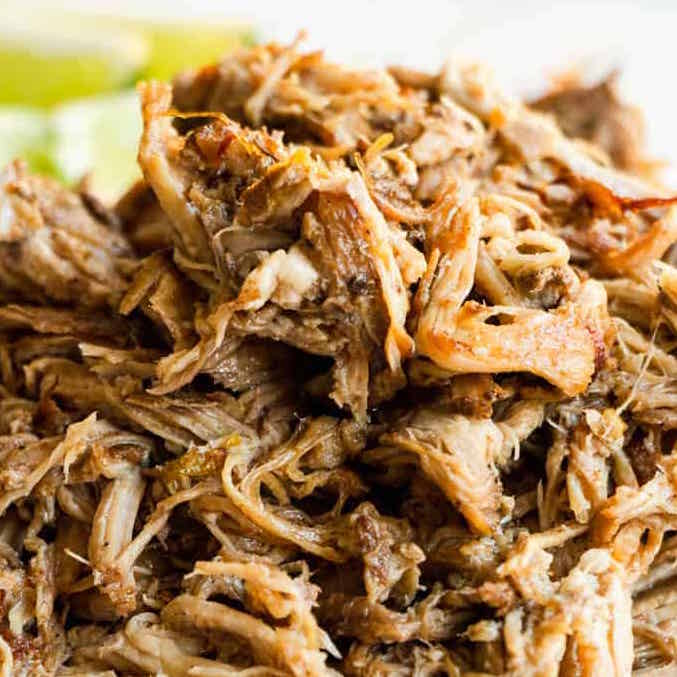 Carnitas d'inspiration mexicaine (300 g)