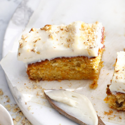 Carrot cake (individuel)