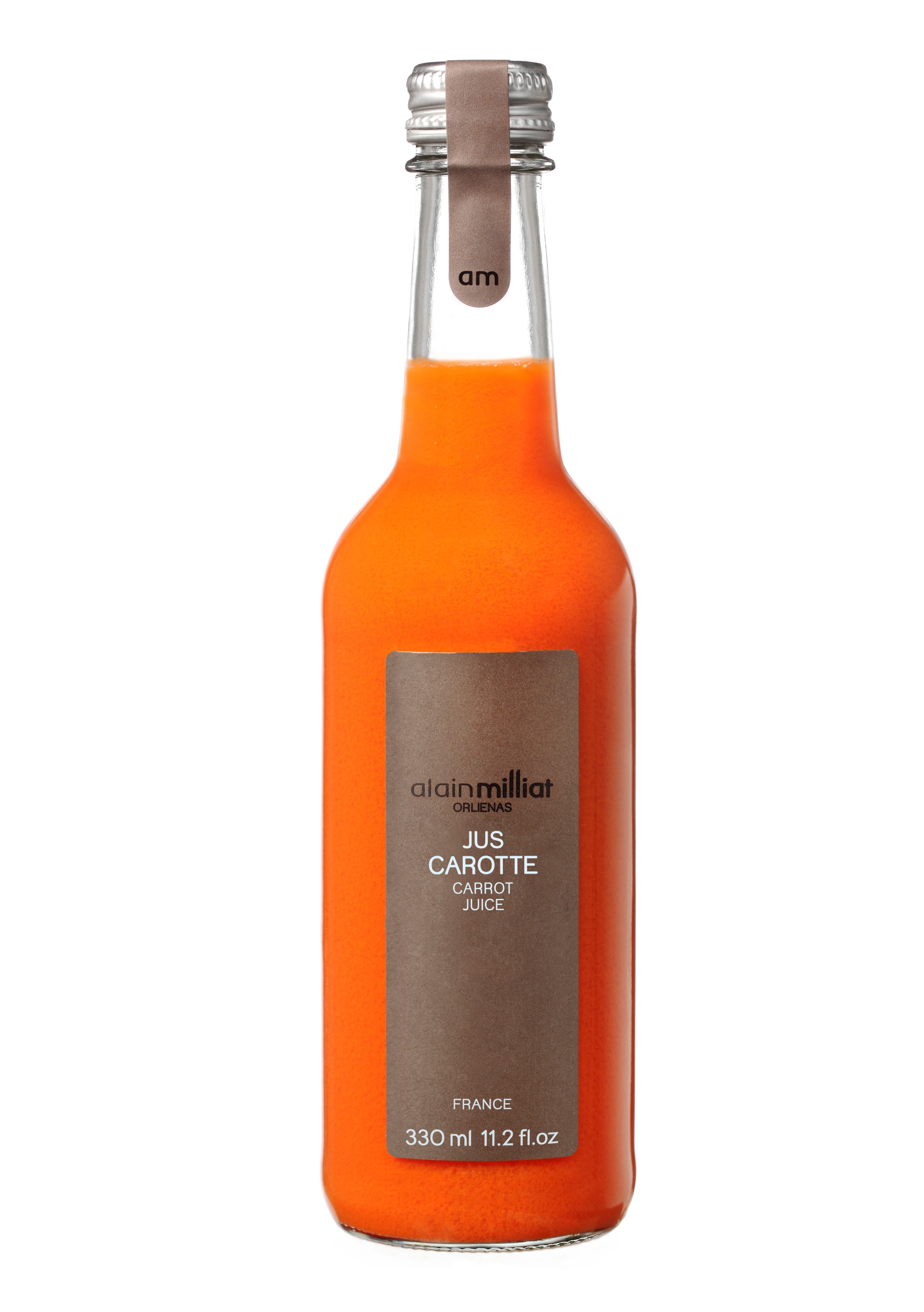 Jus Carotte, Alain Milliat (33 cl)