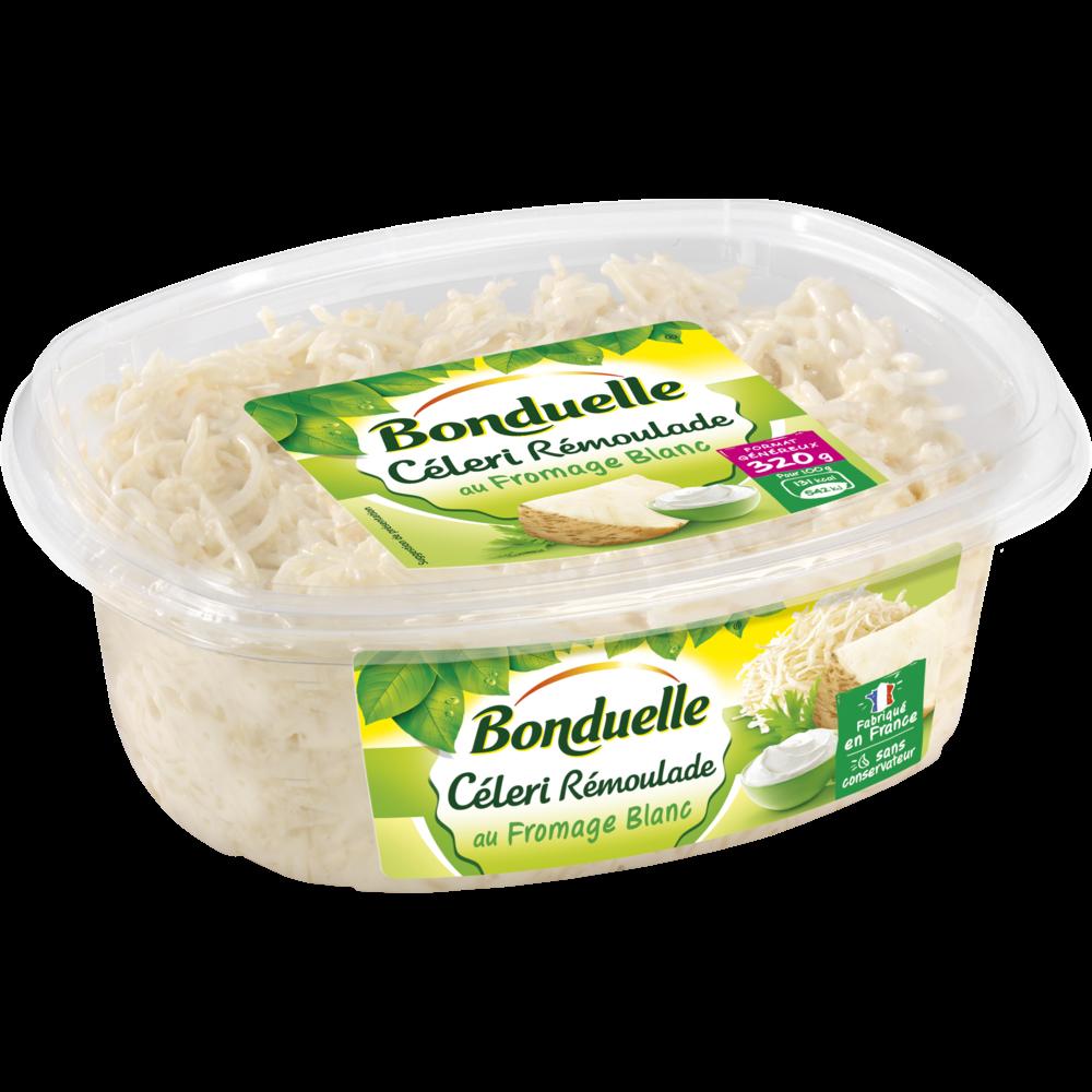 Céleri rémoulade au fromage blanc, Bonduelle (320 g)