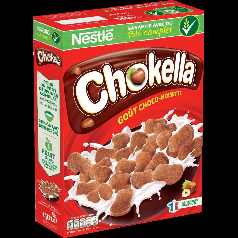 Céréales Chokella, Nestlé (350 g)