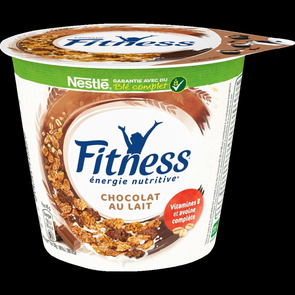 Céréales Fitness au chocolat au lait (45 g)