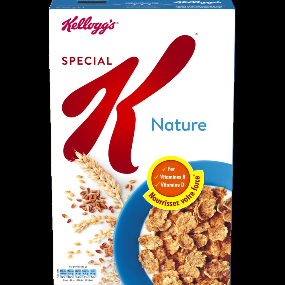 Spécial K, Kellogg's, paquet de 440g