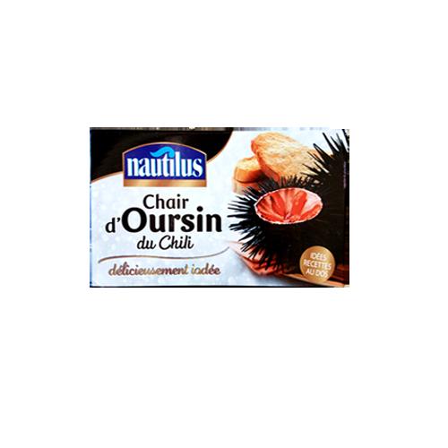 Chair d'oursin, Nautilus (75 g)