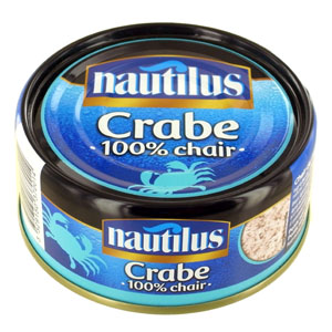 Crabe 100% chair, Nautilus (105 g)