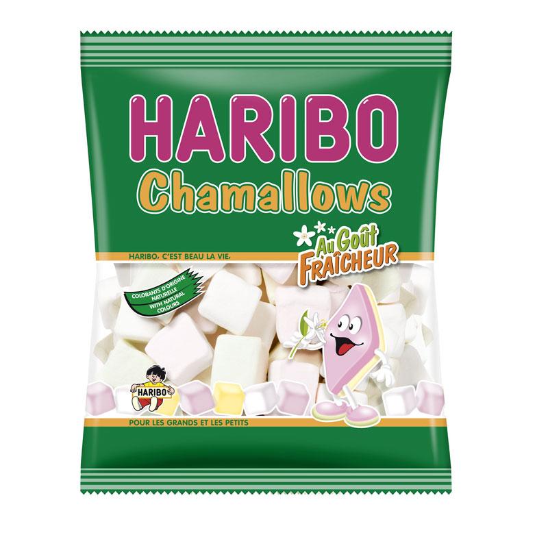Chamallow fraicheur, Haribo (200 g)