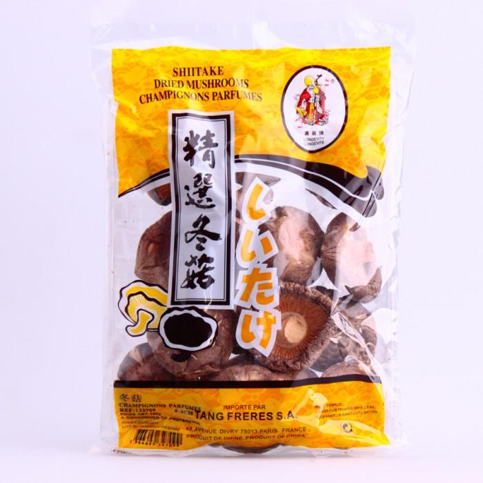 Champignon shiitake séché Longevity (100 g)