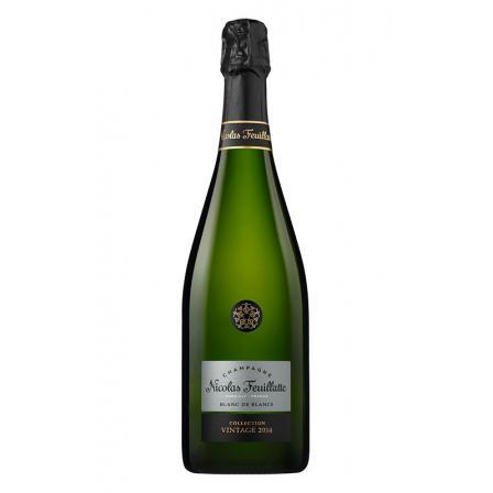 Champagne blanc de blancs Cuvée Spéciale, Nicolas Feuillatte (75 cl)