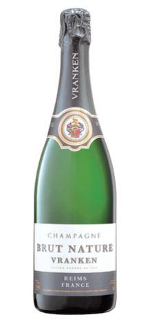 Champagne brut nature, Vranken (75 cl)