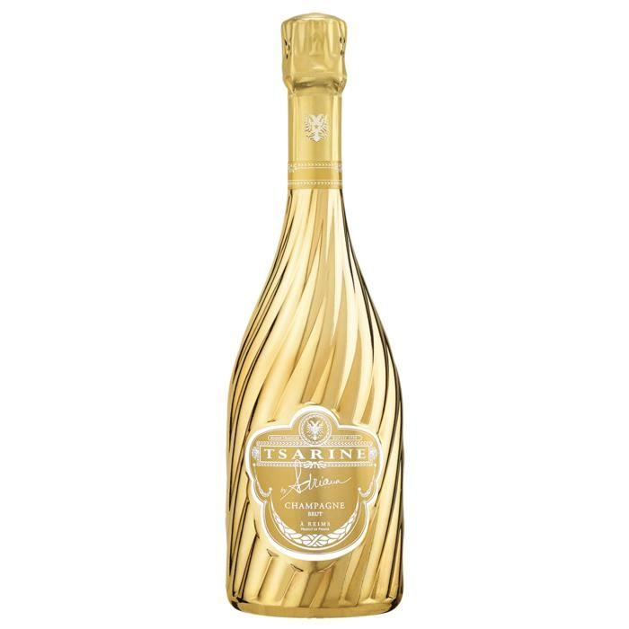 Champagne brut, Tsarine by Adriana (75 cl)