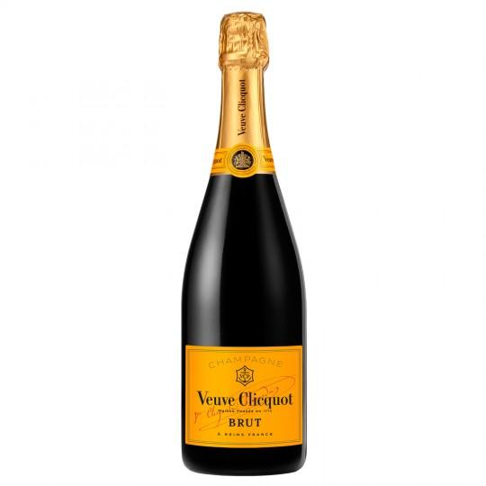 Champagne brut, Veuve Clicquot (75 cl)